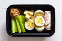 Snacks: Food Prep