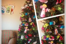 Children's Christmas / Ideas for our playroom this festive season