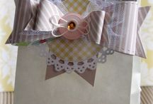 IDEAS FOR PACKAGING GIFTS ETC.