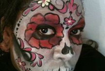 face/body paint