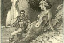 Anna, The Space Mermaid