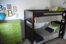 boys room / by Kristy Holcomb Mathis