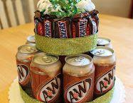 Birthday Awesomeness Ideas / A nice variety of ideas  / by Deleann Holt