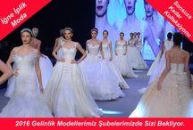2016 Gelinlik Modelleri / Sonsuza kadar adını verdiğimiz 2016 gelinlik modelleri koleksiyonumuz.. www.igneiplikmoda.com