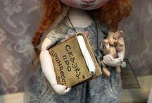 Арт - Куклы