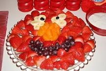 Sesame Street Birthday / by Elizabeth Biggs