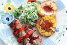 Zomer op je bord! / De lekkerste zomerse gerechten met seizoensproducten.