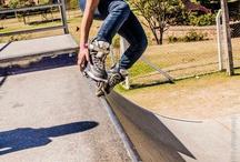 Ride / #Rollerblade #Skate  #Inline #skating #Snowboard #Bike etc.