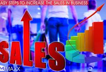 Easy steps to Increase the Sales in Business / - Better Customer Relationship through SMS and Emails - Treat the customer as the most important person of your business...http://maxxerp.blogspot.in/2013/12/easy-steps-to-increase-sales-in.html