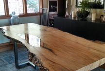 Live edge table ideas