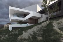 Pinets / Contemporary residence on the Spanish coast