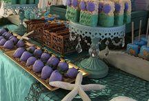 Birthday party ideas little mermaid
