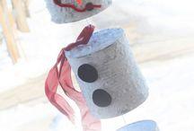 For Christmas craftin'