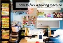 Sewing room / by Mary Lee