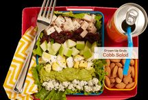 OMGuac Lunch Ideas / Lunch ideas for kids and adults.  / by Wholly Guacamole