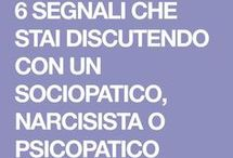 narcisista sociopatico