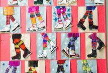 School: Winter/herfst knutsels