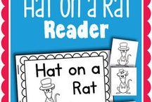 Mini books and readers