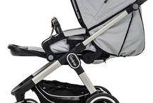 NXT60 F  STROLLER • LIGHTWEIGHT & LIE FLAT • EMMALJUNGA / Emmaljunga's NXT60 F has the same small chassis as NXT60 but a Fully Lie Flat seat unit. Designed for an Urban Lifestyle the NXT60 F easily fits in apartments and can navigate public transportation but with added comfort. • • • Learn more at emmaljunga.com