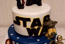 Star Wars dečija torta / Ratovi zvezda kao motiv na dečijoj torti