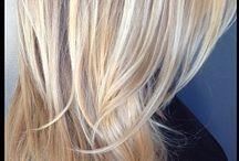 blonde. / by Erika Hackmann