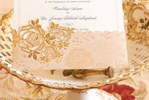 Stationery / Get inspired by these wedding invitation suites from our partners. / by Martha Stewart Weddings