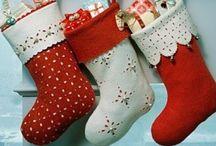 botitas de navidad