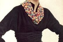 My favourite vintage fashions