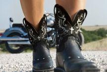 Shoes / by Bobbie Wyatt