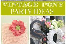 {Party} Pony