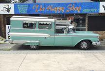 Autos, Cars, Hotrods, ratrods, classics, vintage / by Tamara Cartwright-Kastl