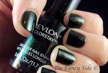 Revlon Swatches