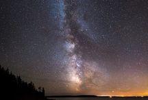 Astronomy / Night sky