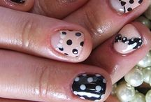 Nail and pedi art / by Lisa-Marie Weddings & Events