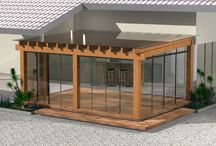 Vinterhage / terrasse