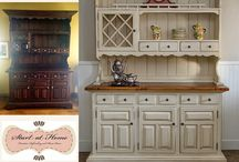 Kitchen furniture idea