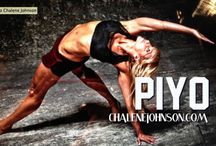Piyo / by Committed To Getting Fit
