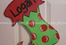 Door Hanger Ideas!