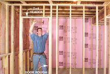 Finishing the basement ideas