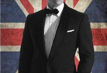 James Bond / Spannend en mooie mensen