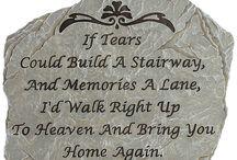 memorial ideas