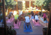 Yoga / Just breathe