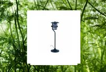 Outdoor Bugzapper / idea's to get rid of mosquito's  http://bugzapperworld.com/dynatrap-dt1200/  #mosquito #bugzapper