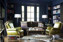 Sitting rooms / by Mignon Simon