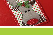patchwork karácsony