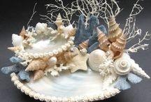 SEA SHELL CRAFTS / by YESENIA FIGUEROA