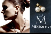 MIKIMOTO PEARLS / Peal Bracelets, Brooches, Charms, Earrings, Necklaces, Pendants, & Rings by Mikimoto. Akoya, Black South Sea, Golden, and Baroque Pearl varieties  / by C.D.Peacock