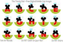 Disney crafts / by ºoºTinaºoº 👼Hawkinsºoº