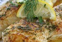 Steamed fish recipes