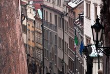 Dreaming of Prague / inspiring images from the city of Prague